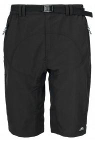 Pantaloni scurti barbati trespass lomas negru