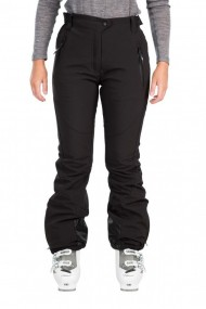 Pantaloni ski femei trespass amaura negru