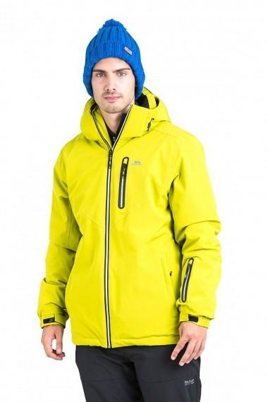 Geaca ski barbati trespass duall galben