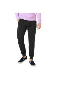 Pantaloni sport barbati game plain jogging negru