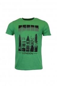 Tricou barbati game london verde