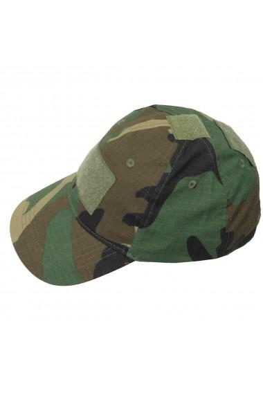 Sapca barbati game tactical operator cap woodland verde