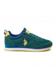 Pantofi sport US POLO Talbot3 NOBIL4215S8/HN3 Verde