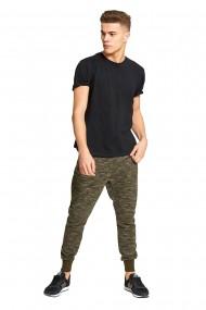 Pantaloni barbati j5 fashion realm space dye khaki