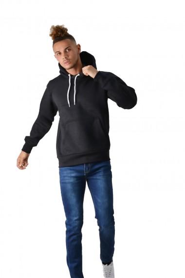 Hanorac barbati j5 fashion flex fleece 5063 negru