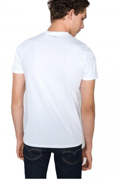 Tricou barbati levis housemark alb