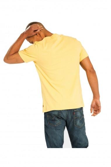 Tricou barbati levis housemark galben