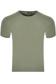 Tricou barbati kappa 304kzno verde