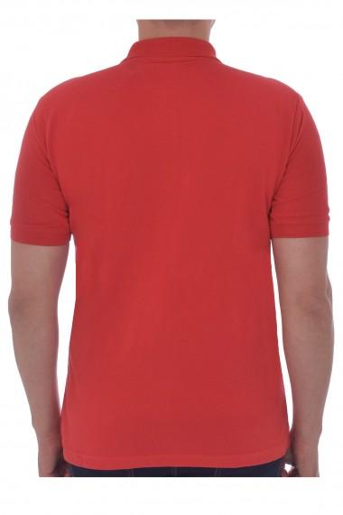 Tricou Polo barbati kappa polo sharus rosu
