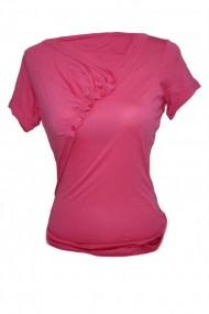 Tricou femei nike studio premium pink