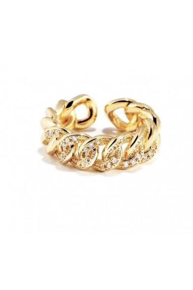 Inel Arielle Gold reglabil