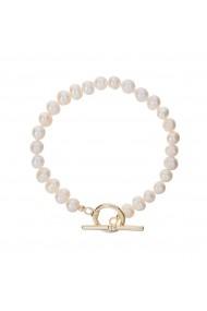 Bratara Thea perle naturale-19 cm