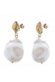 Cercei perle baroque Gilly