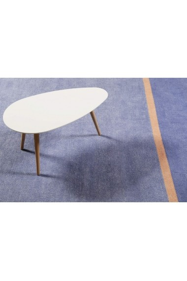Covor Esprit Modern & Geometric Calippo Kelim, Albastru, 130x190