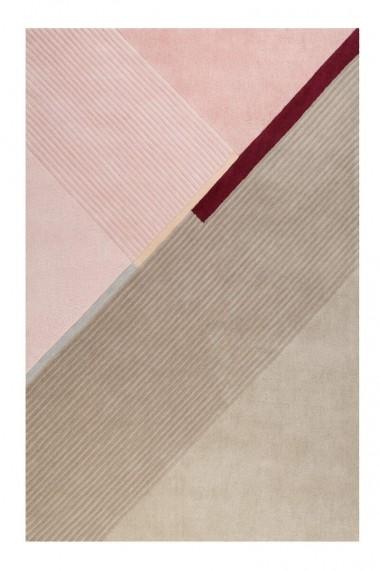Covor Esprit Modern & Geometric Xaz, Bej, 160x230