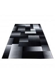 Covor Decorino Modern & Geometric Nashville Negru 200x290 cm
