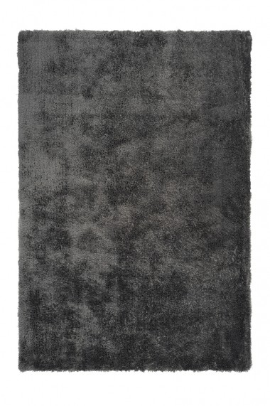 Covor Decorino Shaggy Hamlin Negru 80x150 cm