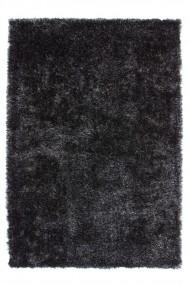 Covor Decorino Shaggy Avila Negru 80x150 cm