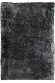 Covor Decorino Shaggy Sedo, Negru, 60x110