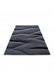 Covor Decorino Modern & Geometric Osiris Negru 160x230 cm