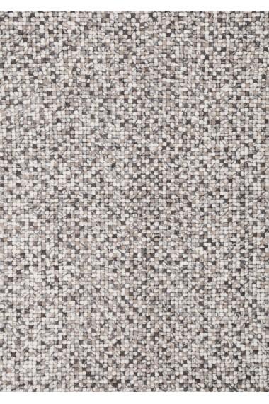 Covor Decorino Pufos Arta Lana Bej 140x200 cm
