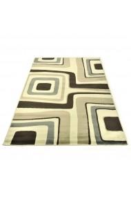 Covor Decorino Modern & Geometric Draw Crem 100x150 cm