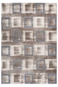 Covor Decorino Modern & Geometric Lacon Gri/Bej 80x150 cm