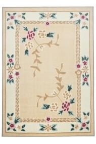 Covor Decorino Oriental & Clasic Berrys Bej 120x180 cm