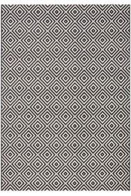 Covor Bougari Modern & Geometric Meadow Negru 80x150 cm