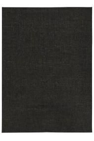 Covor Bougari Modern & Geometric Twin Negru 80x350 cm