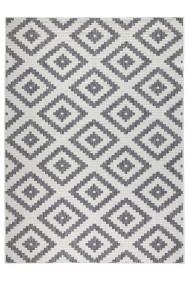 Covor Bougari Modern & Geometric Twin Gri 120x170 cm