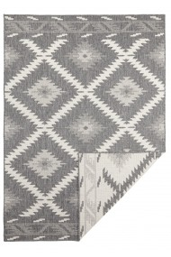 Covor Bougari Modern & Geometric Twin Supreme Gri 80x350 cm