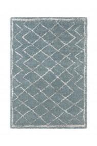 Covor Mint Rugs Shaggy Grace Turcoaz 120x170 cm