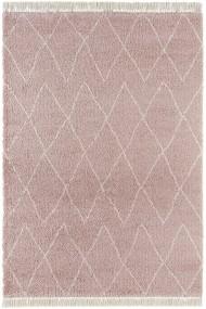 Covor Mint Rugs Shaggy Desire Roz 80x150 cm