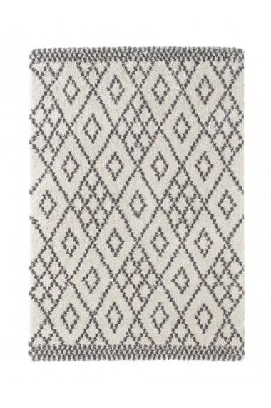Covor Mint Rugs Shaggy Grace Bej 80x150 cm