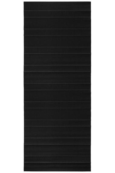 Covor Hanse Home Unicolor Sunshine Negru 80x150 cm