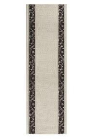 Covor Hanse Home Floral Basic Bej 80x450 cm