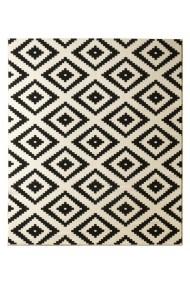 Covor Hanse Home Modern & Geometric Hamla Negru 160x230 cm