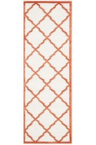 Covor Safavieh Oriental & Clasic Lila Bej/Portocaliu 62x240 cm