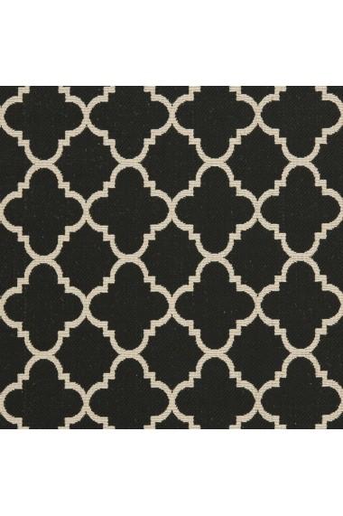 Covor Safavieh Oriental & Clasic Bleeker Negru/Bej 160x230 cm