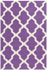 Covor Safavieh Modern & Geometric Ava Lana Mov/Bej 120x180 cm