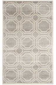 Covor Safavieh Modern & Geometric Ferrat Gri/Bej 120x180 cm