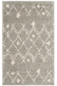 Covor Safavieh Modern & Geometric Terry Gri/Bej 120x180 cm