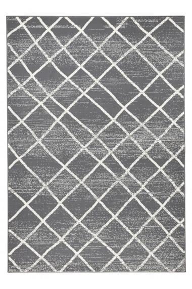 Covor Zala Living Modern & Geometric Capri Gri 70x140 cm