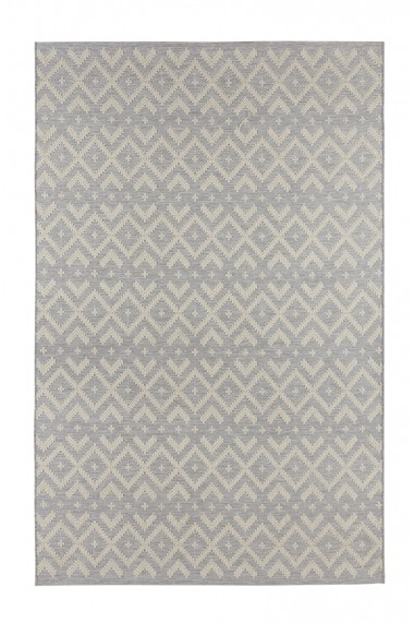 Covor Zala Living Modern & Geometric Harmony Gri 76x200 cm