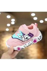 Adidasi pentru fetite viu colorati