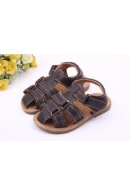 Sandalute Superbebeshoes baietei Sandale copii IR1096-1-Maro