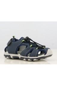 Sandale sport Superbebeshoes B139410-Bleumarine