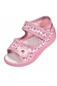 Sandalute pentru fetite - Ania roz