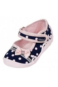 Pantofiori fetite - Misia Jeans cu buline